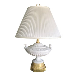 Vintage Neoclassical Style Table Lamp by Frederick Cooper For Sale