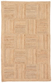 Image of Beige Contemporary Machine-Made Rugs
