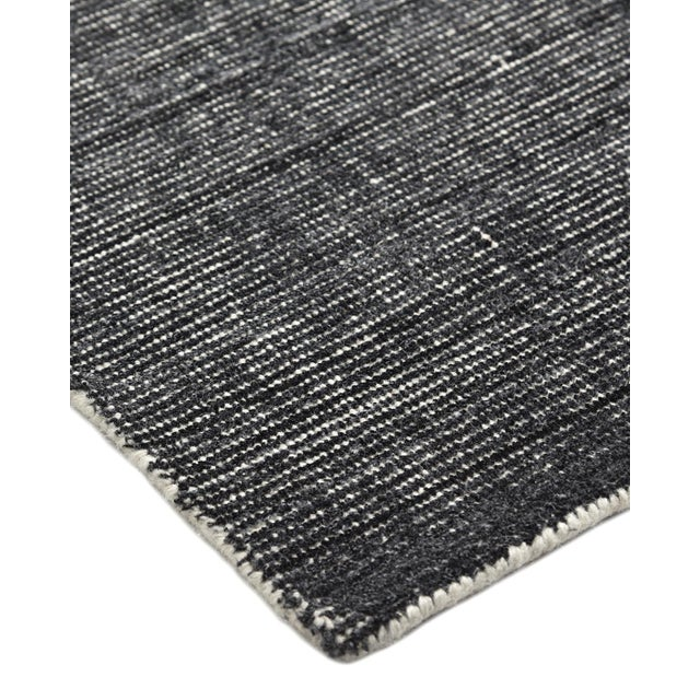 Color: Charcoal. Made in: India. Subtle tone-on-tone stripes give the Solid collection a depth and sophistication all its...
