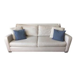 Modern Crate & Barrel Verano II Sofa For Sale