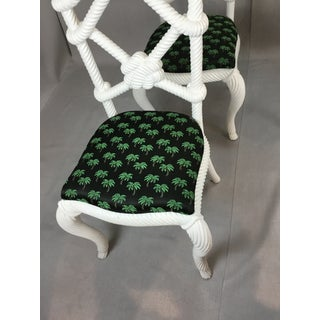 Designer Rope Chairs - Set of 4 Preview