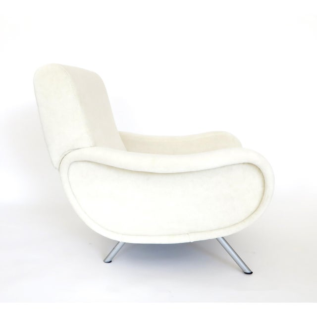 The Marco Zanuso Lady Chair was designed by Marco Zanuso for Arflex in 1951. It won the award Medaglia d'oro or Gold Medal...