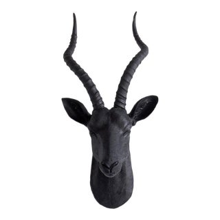 Wall Charmers Faux Antelope Head For Sale