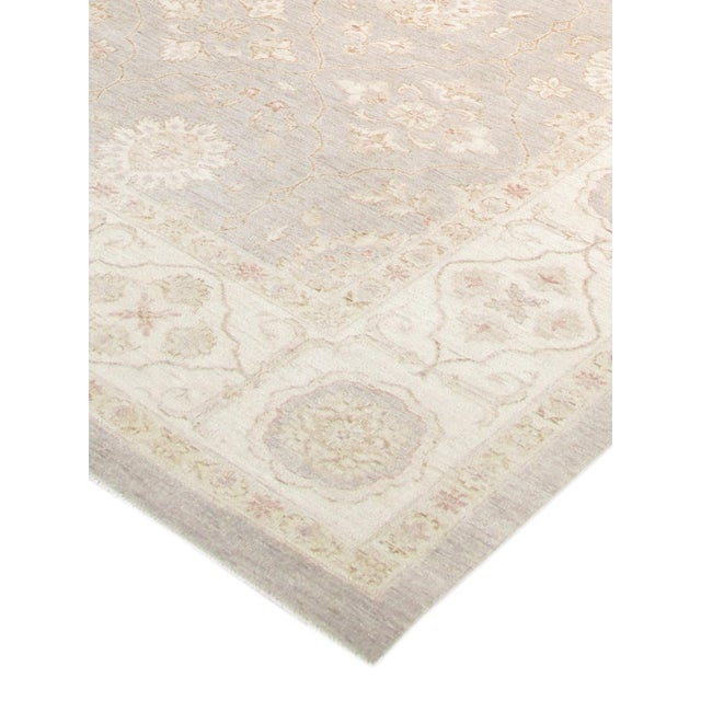 "Pasargad Ferehan Wool Area Rug - 9'10"" X 13' 5"" For Sale - Image 5 of 5"