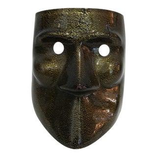 Mid-Century Modern Murano Bauta Carnival Mask For Sale