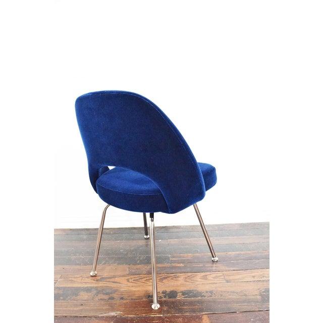 Knoll Knoll Eero Saarinen Armless Executive Chair For Sale - Image 4 of 12