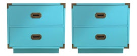 Image of Campaign Chests of Drawers