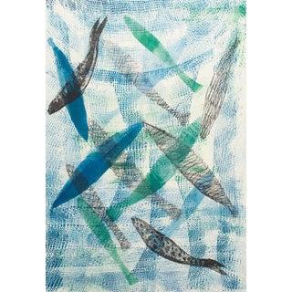Jacklyn Friedman Print - Catch a Fish