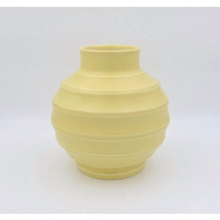 1930s Keith Murray Annular for Wedgwood Art Deco Vase Preview