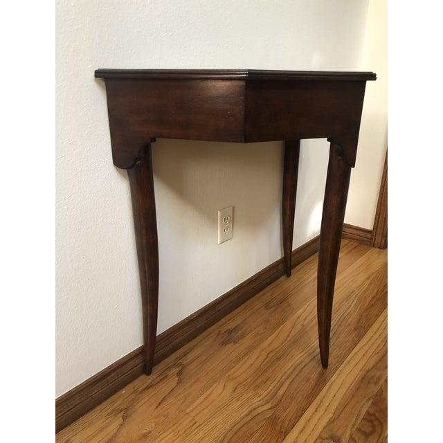 Woodbridge Furniture Woodbridge Marseille Console Table For Sale - Image 4 of 7