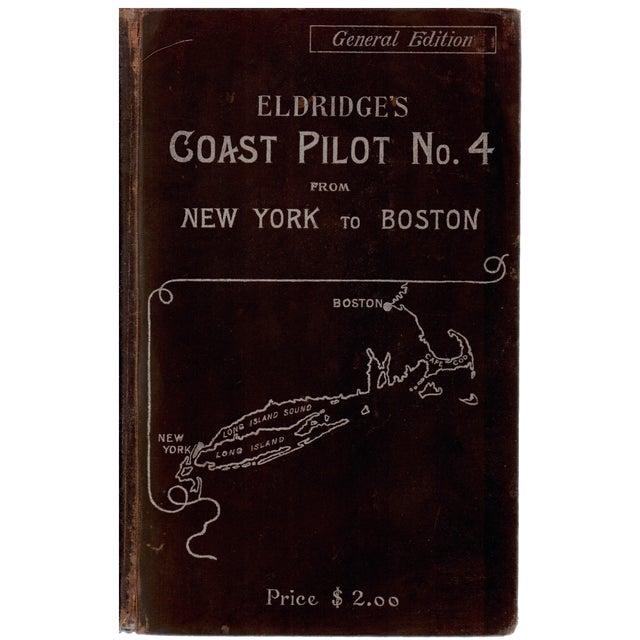 Eldridge's Coast Pilot No. 4 - Image 1 of 2