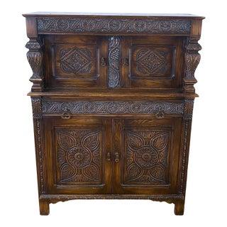 Vintage Storage Cabinet For Sale