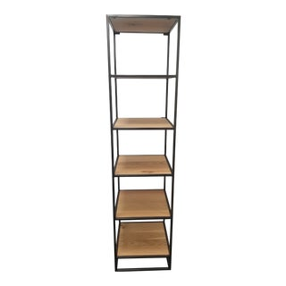 Industrial Bookshelf For Sale