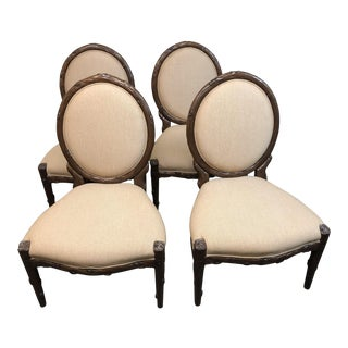 New Frassino Dining Chairs by Michael Taylor Designs - Set of 4 For Sale