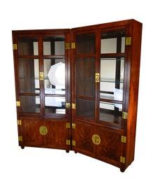 Image of Curio Display Cabinets