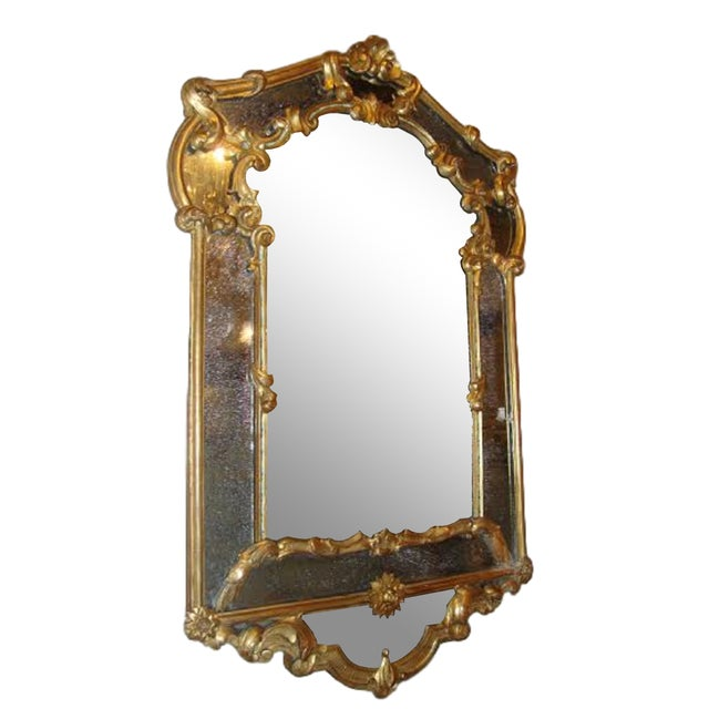 19th Century Italian Mirror - Image 1 of 5