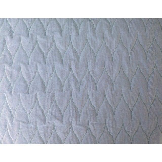 "Donghia Mattelasse Textile ""Onde"" - 4 Yards - Image 6 of 6"