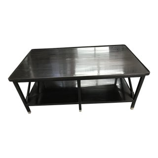 American Classical West Knoll Nelson Cocktail Table For Sale