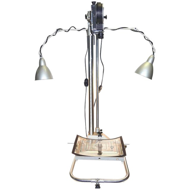 Rare Mid-Century Motion Picture Graphic/Animation Stand. Display As Sculpture For Sale