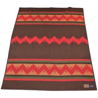 Pendleton Indian Design Camp Blanket For Sale