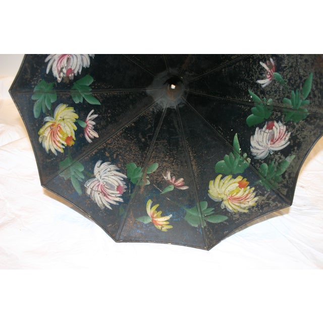 Hand Painted Victrola Speaker Cone - Image 3 of 4