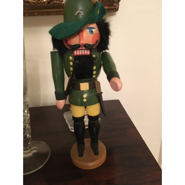 Vintage German Nutcrackers - A Pair For Sale - Image 4 of 7