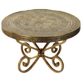 Image of Moroccan Tray Tables