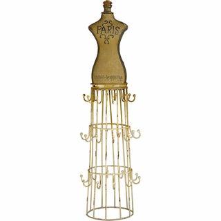 Paris Mannequin Jewelry Stand