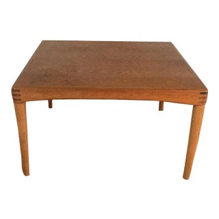 1960s Mid Century Bramin Mobler Side Table For Sale