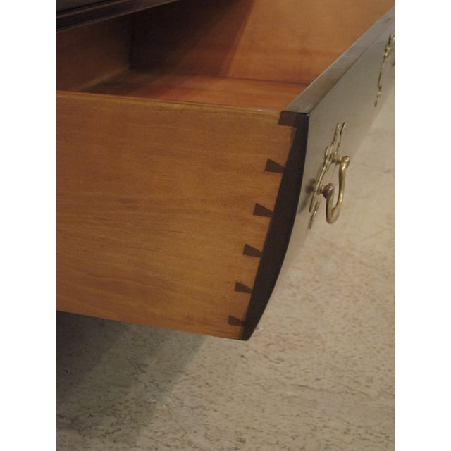 Kittinger Colonial Williamsbug Chest on Chest - Image 7 of 11