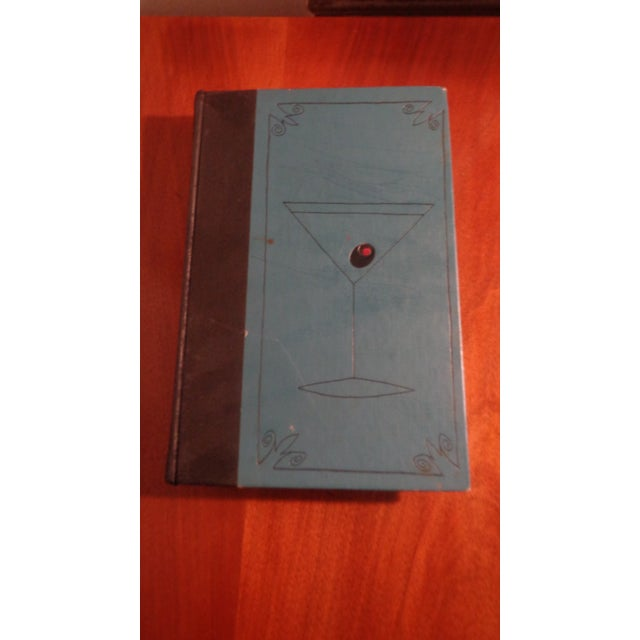Here is a Esquire Drink Book. Harper and Brothers. 1956. 310 pages. Nice Cocktail book.