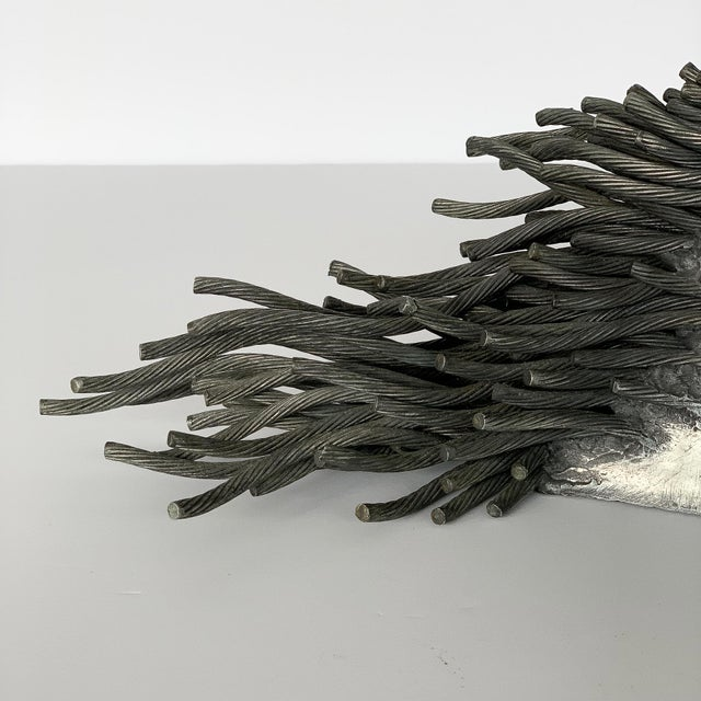 Bella Feldman Abstract Sculpture, Out of Egypt For Sale - Image 10 of 12