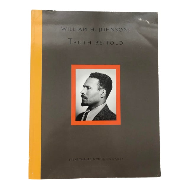 William Henry Johnson Truth Be Told 1998 For Sale