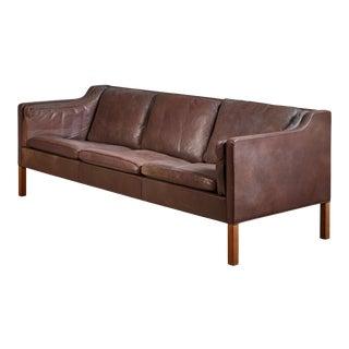 Borge Mogensen Sofa for Fredericia, Denmark, 1960s For Sale