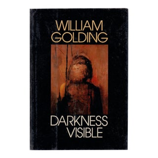 "1979 ""Darkness Visible"" Collectible Book For Sale"