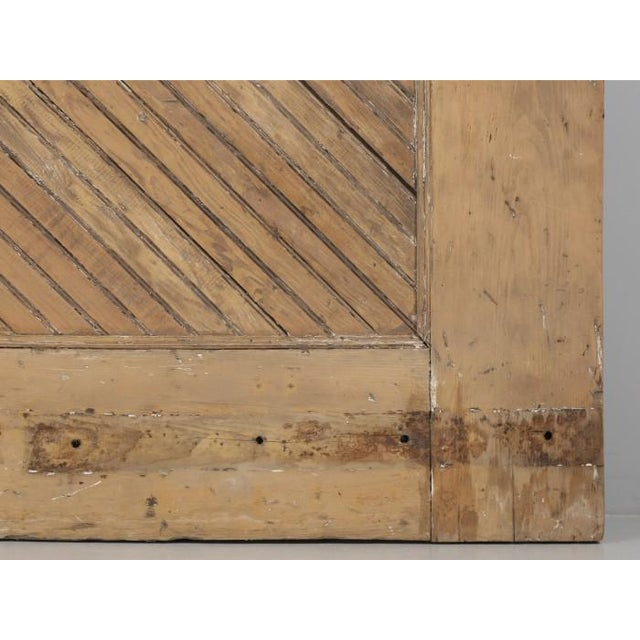 1890s Antique American Barn or Garage Doors For Sale - Image 4 of 13