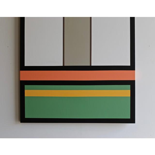 John Morton Thomas #1059 Painting C. 2014 For Sale - Image 4 of 7