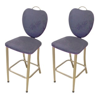 Bar Stools - a Pair For Sale