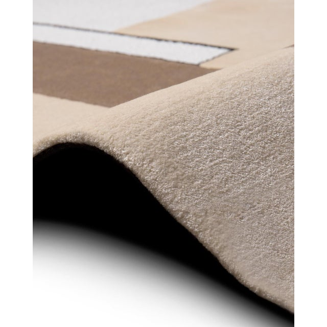 Contemporary Oscar Rug From Covet Paris For Sale - Image 3 of 5