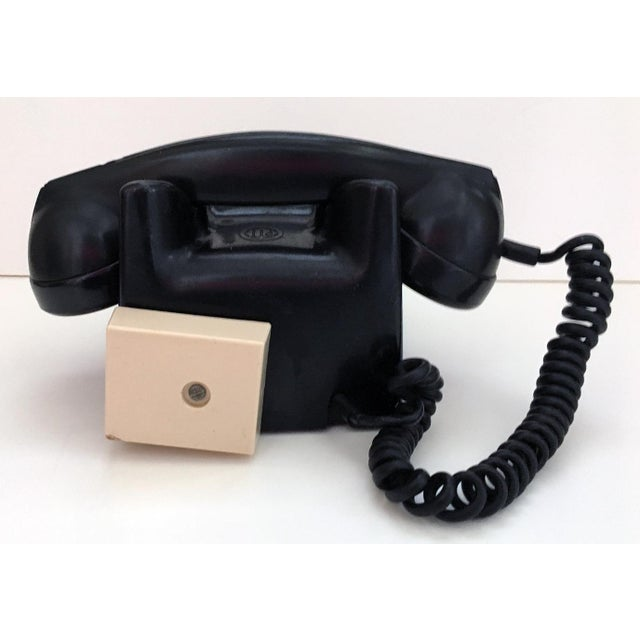 Bakelite Telephone With Adapter For Sale In New York - Image 6 of 9