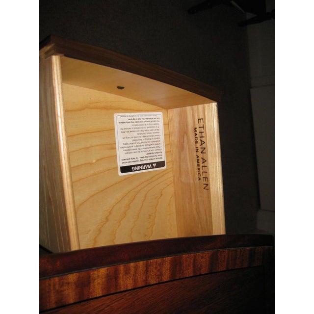 Ethan Allen Dresser with Mirror - Image 4 of 12