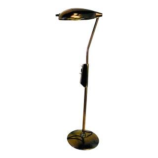 1940s Antique Industrial Hill Rom Medical Floor Lamp