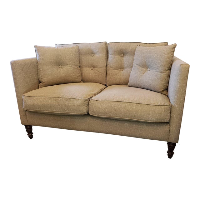 Enjoyable 1990S Vintage Quatrine Custom Sofa Uwap Interior Chair Design Uwaporg