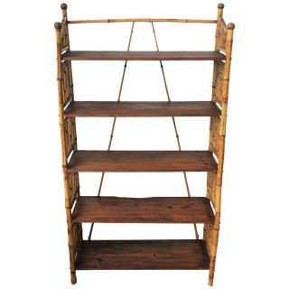 Bamboo Shelf For Sale