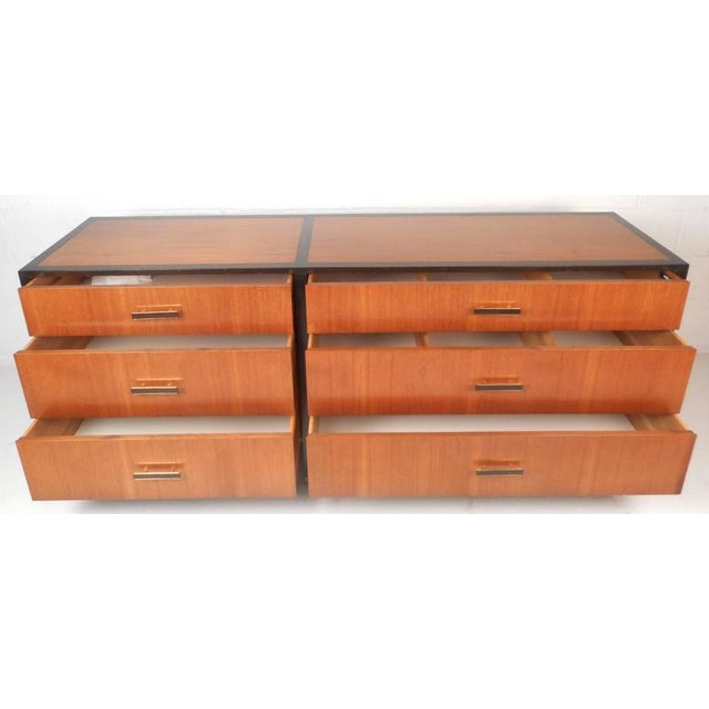1970s Mid-Century Modern Dresser by Harvey Probber For Sale - Image 5 of 11