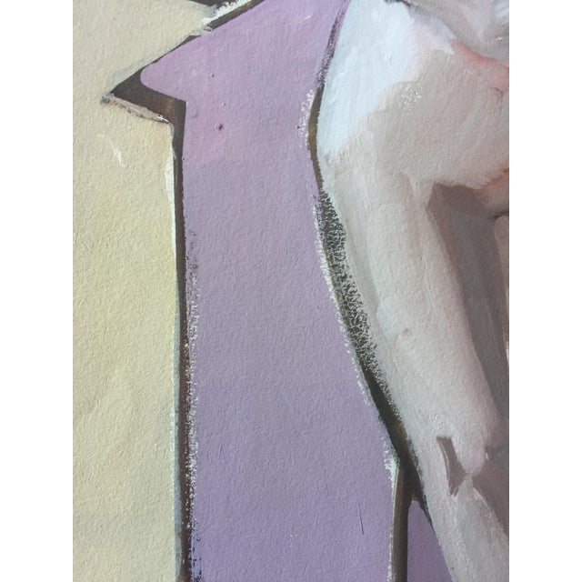 Bay Area Figurative Movement Female Nude - Image 6 of 7