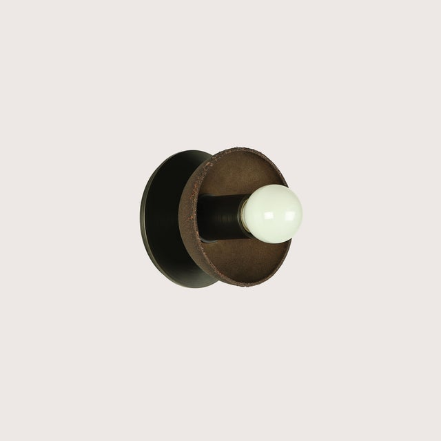 Pax Lighting Emmet Sconce Small by Pax Lighting For Sale - Image 4 of 7