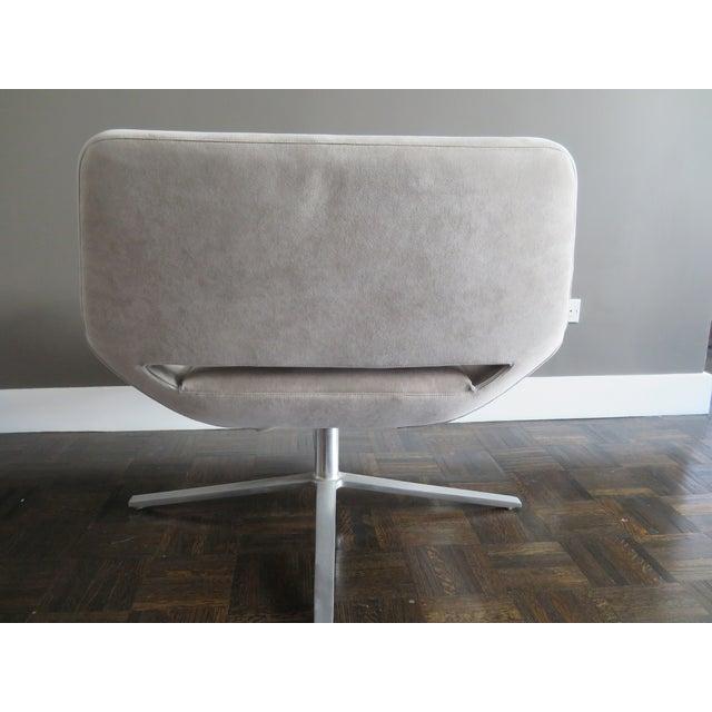 "Jeffrey Bernett Jeffrey Bernett for B&B Italia ""Metropolitan"" Armchairs - Set of 2 For Sale - Image 4 of 7"