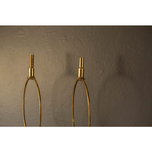 Mid-Century Modern Tony Paul for Westwood Lamps - a Pair For Sale - Image 9 of 11