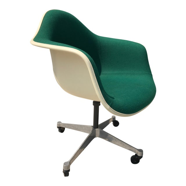 Herman Miller Eames Rolling Shell Chair - Image 1 of 11